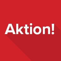 Aktions-Badge